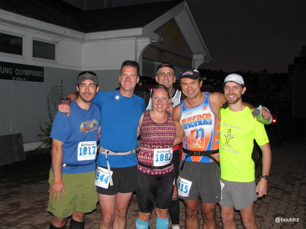 Vermont 50 Recap (Part 2 - Sublimation) (1/5)
