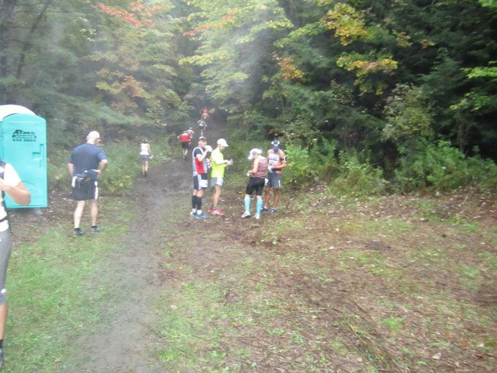 Vermont 50 Recap (Part 2 - Sublimation) (3/5)